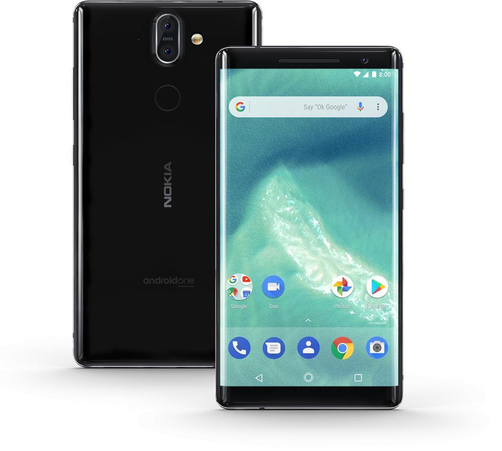 Nokia 8 Sirocco и Nokia 8, в чём же разница?