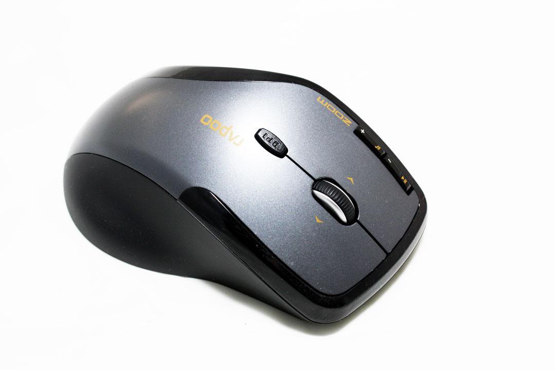 Обзор компьютерной мыши Rapoo 7600 Plus