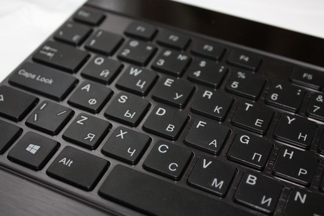 Обзор не совсем обычной клавиатуры Rapoo 9270