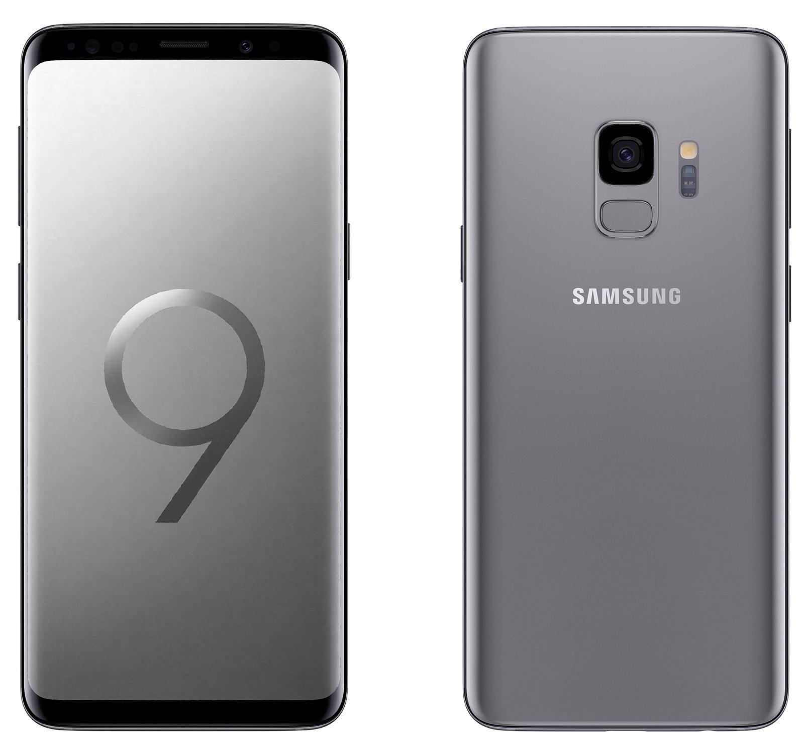 Рассекречено целиком: полные спецификации Samsung galaxy S9