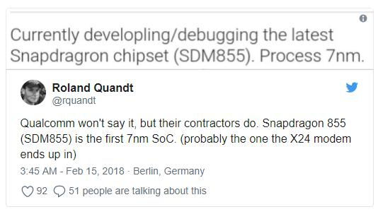 Samsung Galaxy S10 и Snapdragon 855 - первые вести
