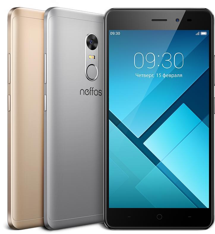 Вышла NFUI 7.0 для смартфонов Neffos серии X1