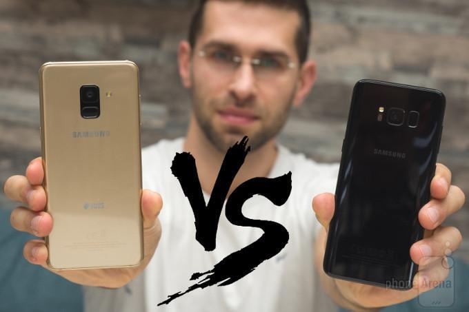 Что актуальнее: Samsung Galaxy A8 (2018) или Galaxy S8 (2017)?