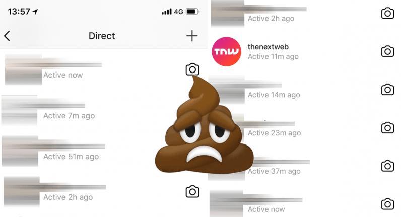 Instagram теперь оповещает, когда вы онлайн. Хотите отключить?