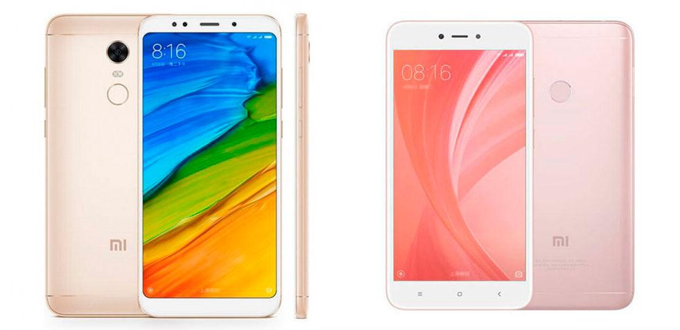 Ништяки от Xiaomi: стабильная глобалка 9.2.1.0 для Redmi Note 5A Prime и 9.2.3.0 для Redmi 5 Plus
