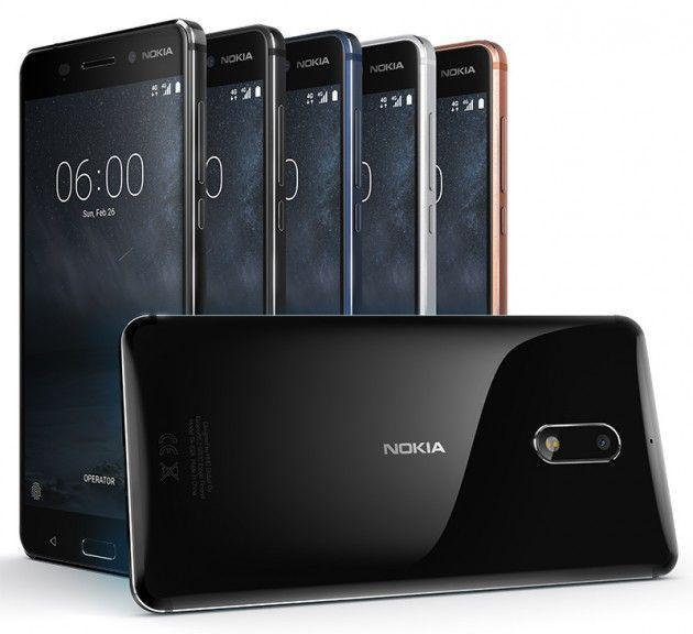 Nokia 5 и Nokia 6 добрались до Android Oreo