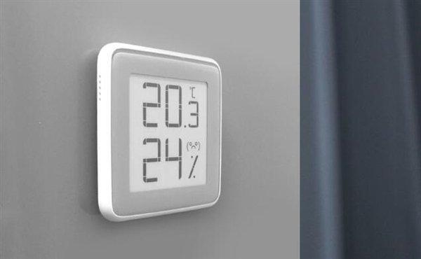 Новый гаджет для дома от Xiaomi: термометр + датчик влажности