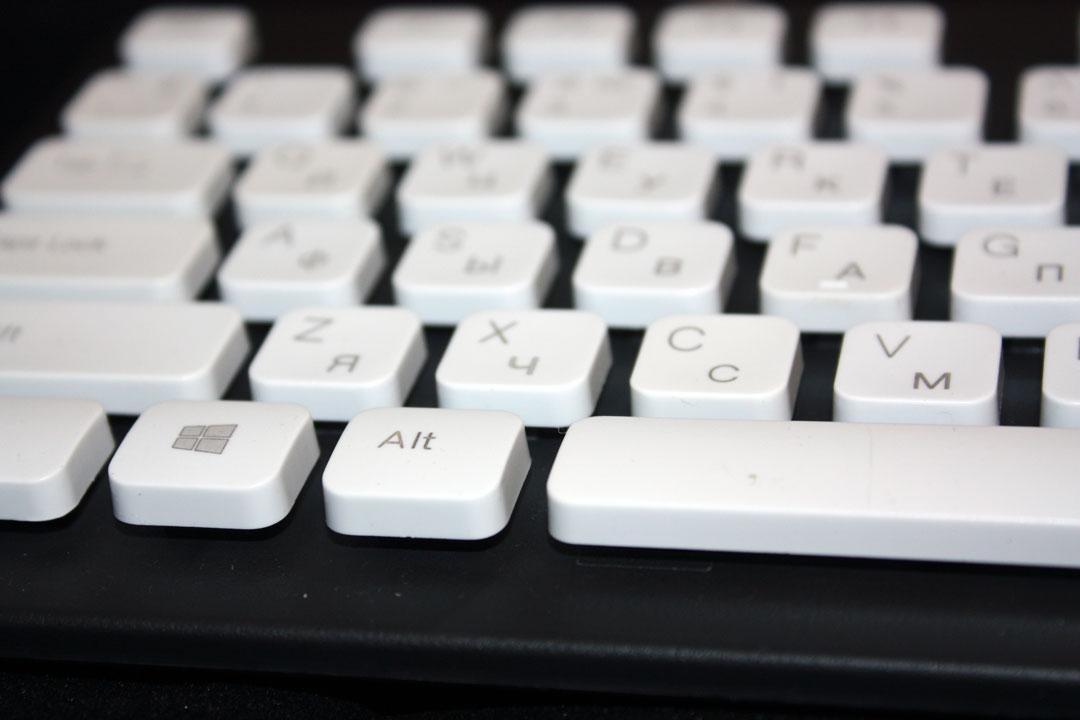 Обзор проводной USB-клавиатуры DEXP K-2001BU