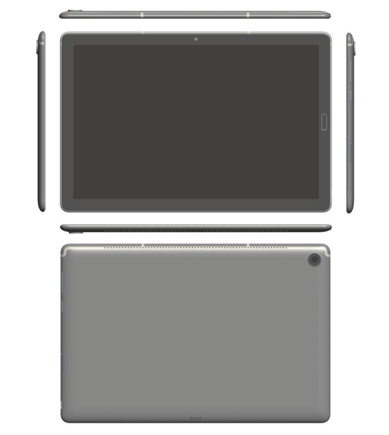 Подсматриваем за Huawei Media Pad M5 до анонса на MWC 2018