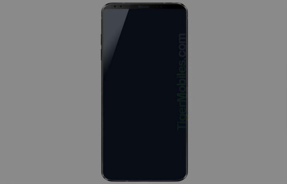 Продолжателя LG G6 увидели на фото
