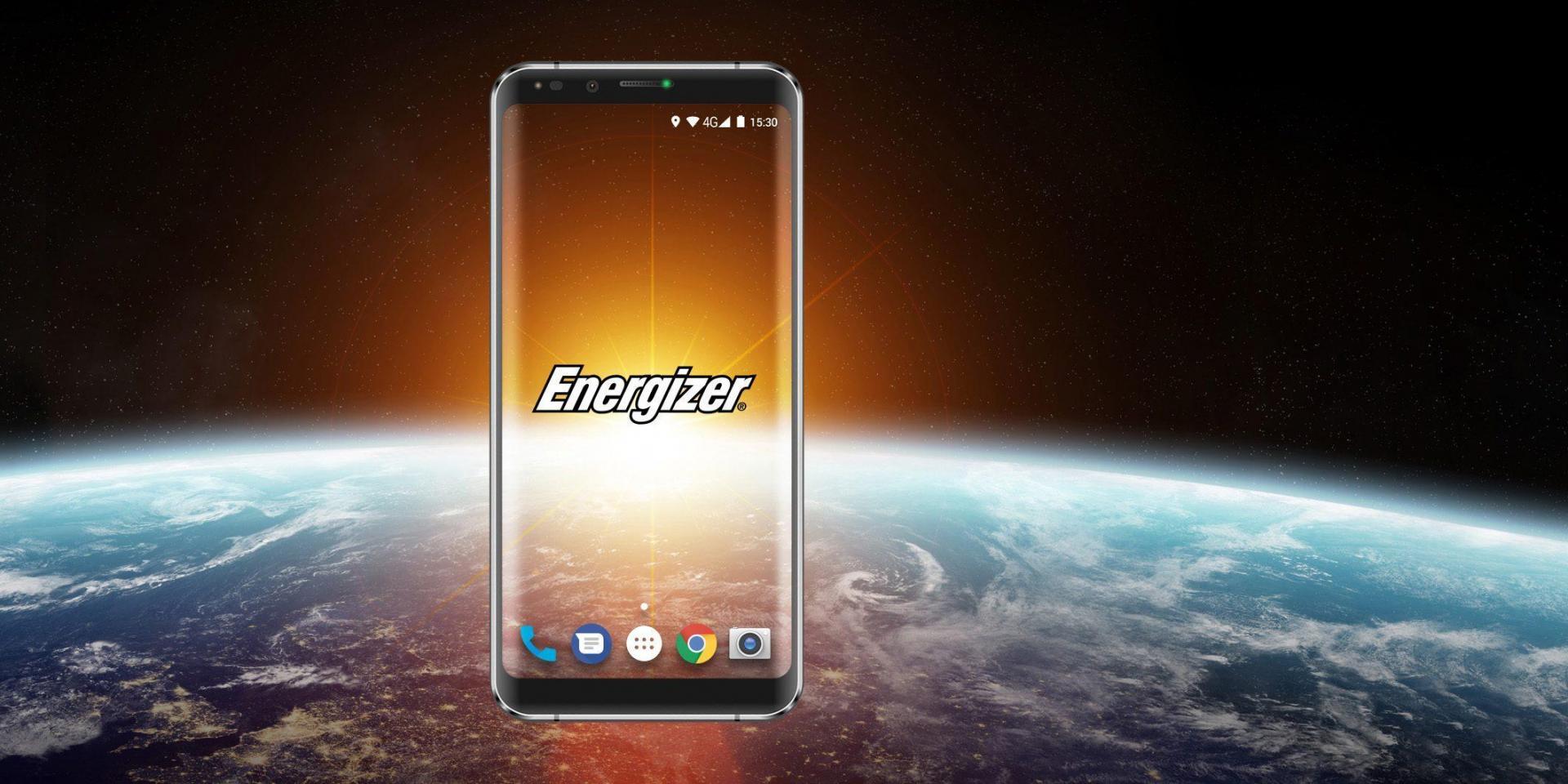 Смартфон Energizer Power Max P600S получил аккумулятор на 4500 mAh