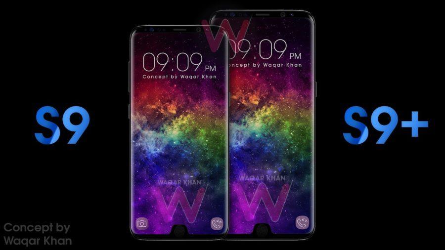 Всё новое про Galaxy S9 в одной статье