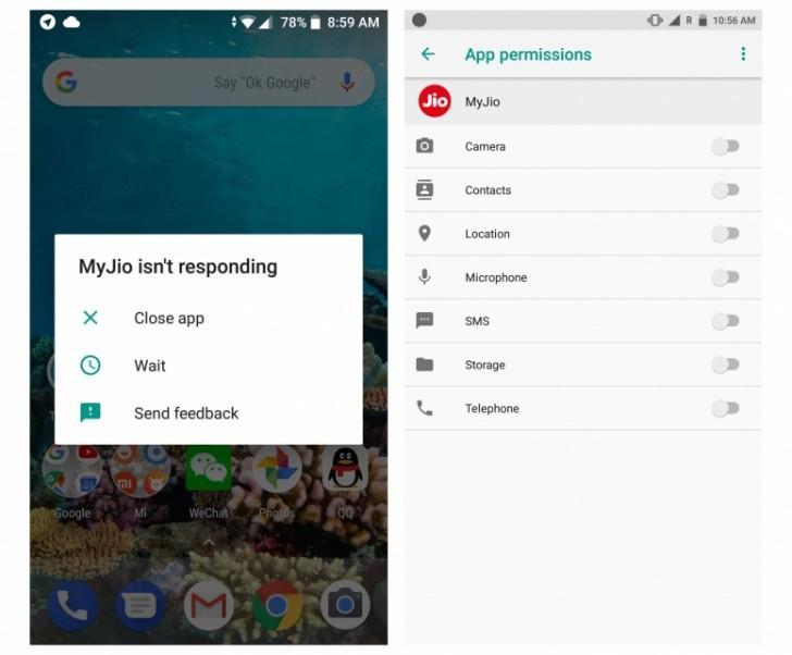 Xiaomi обновляла Mi A1 до Android Oreo, но что-то пошло не так