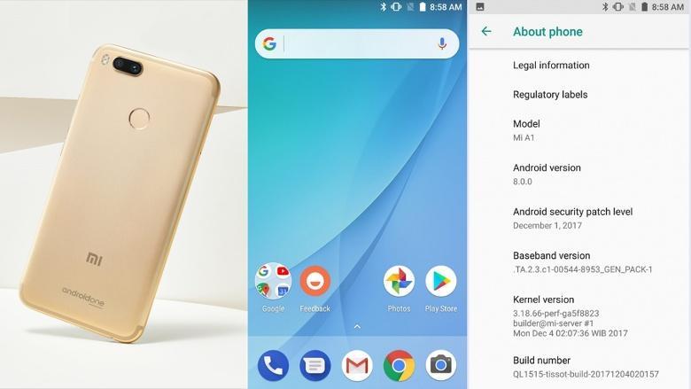 Xiaomi снова прервала раздачу обновлений для Mi A1