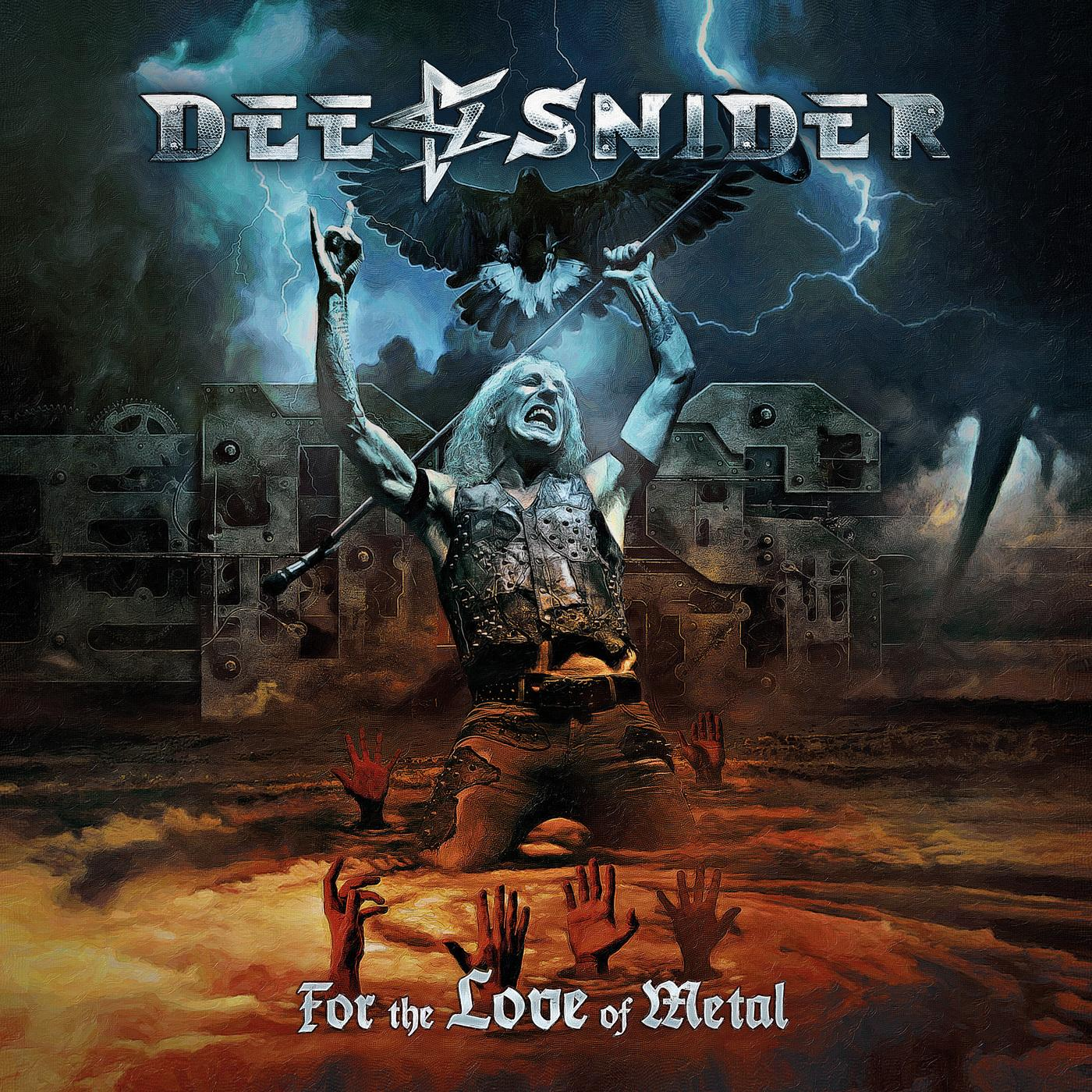 2018, Dee Snider – For the love ofmetal. Белокурый даст жару!