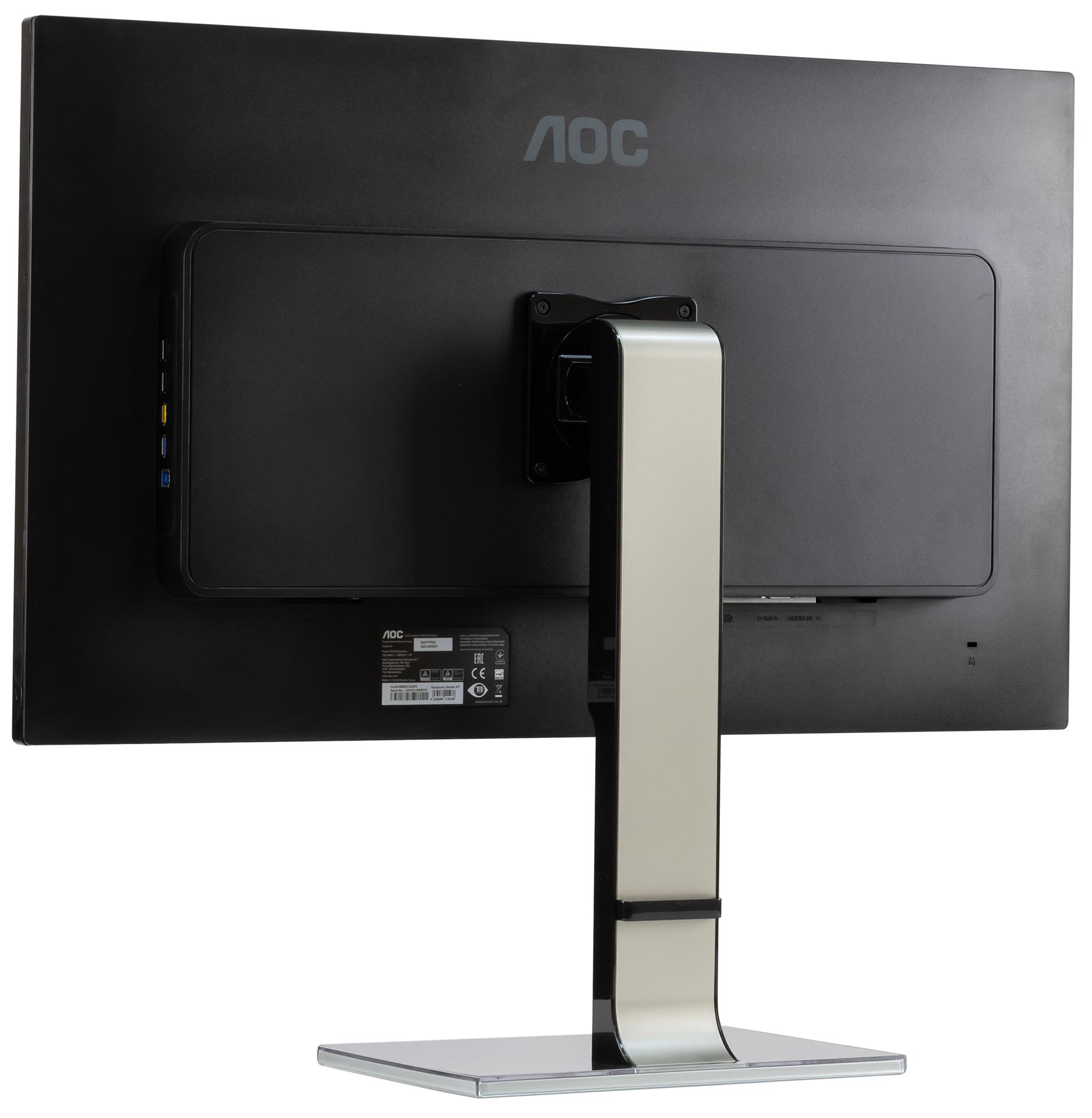 Обзор монитора AOC Q3277PQU