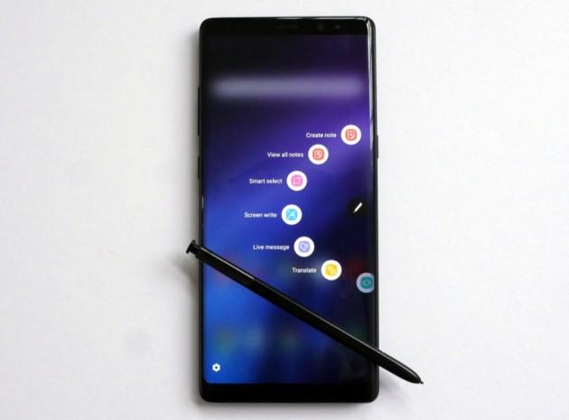Samsung может избавиться отлинейки смартфонов Note