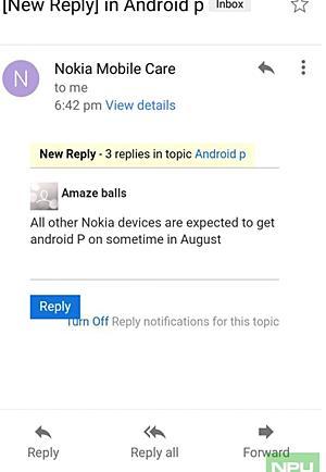 Смартфоны Nokia начнут получать Android Pвавгусте