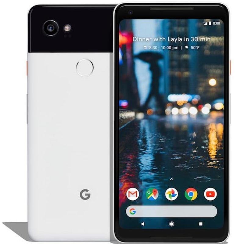 Google Pixel 3/3 XL.Кому достанется чёлка?