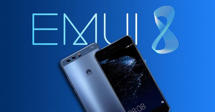 Huawei начала сегодняобновление устройств доEMIUI 8.0