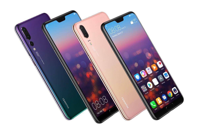 Huawei P20 отлично продаётся — более 6 миллионов штук сконца марта