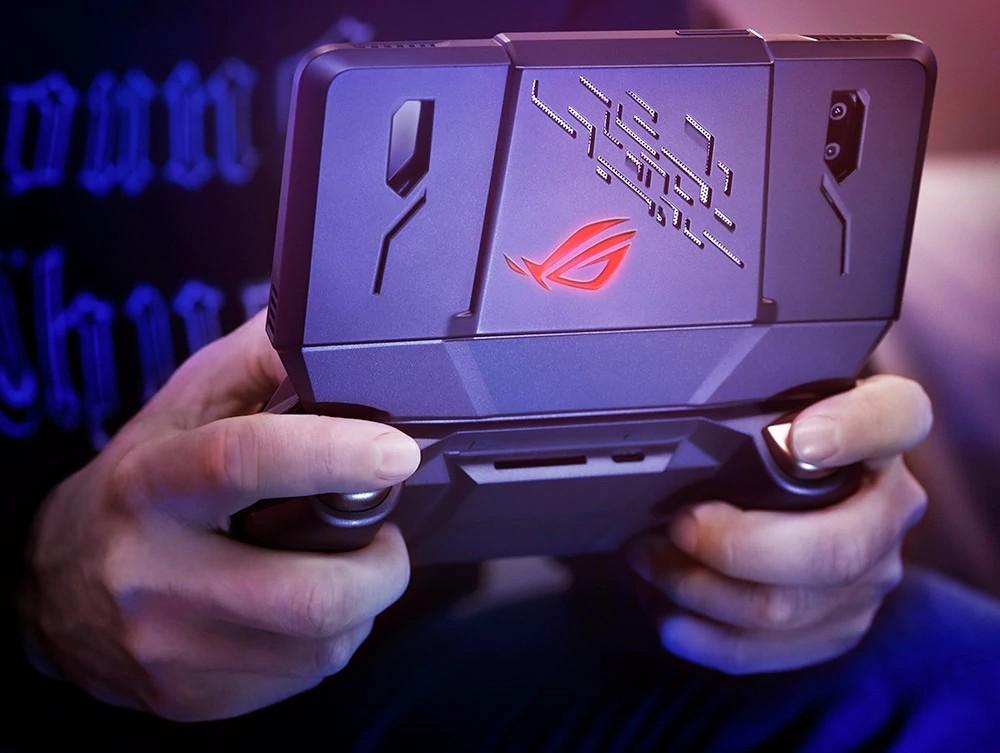 Игровой смартфон отAsus — ROG Phone