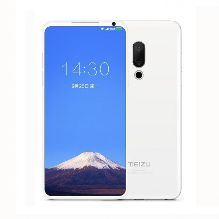 Meizu 16 будет стоить дешевле 615 долларов