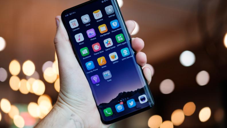 OPPO Find X— смартфон, окотором все говорят