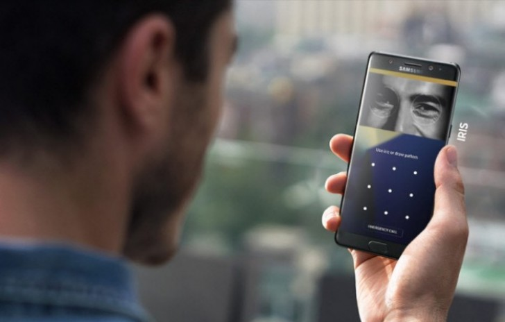 Samsung отказывается отсканера сетчатки глаза вGalaxy S10