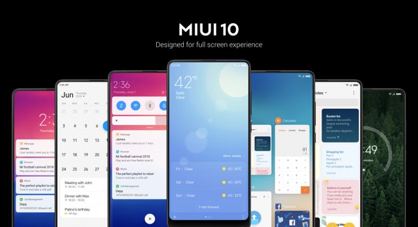 Смарты Xiaomi ещё неполучили MIUI 10, анаLenovo P2 прошивка уже готова
