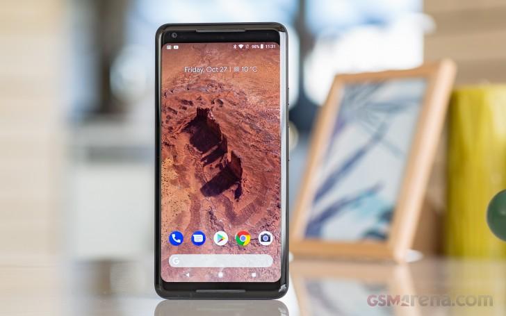 Владельцы Google Pixel 2XL жалуются — смартфон начал сильно тормозить