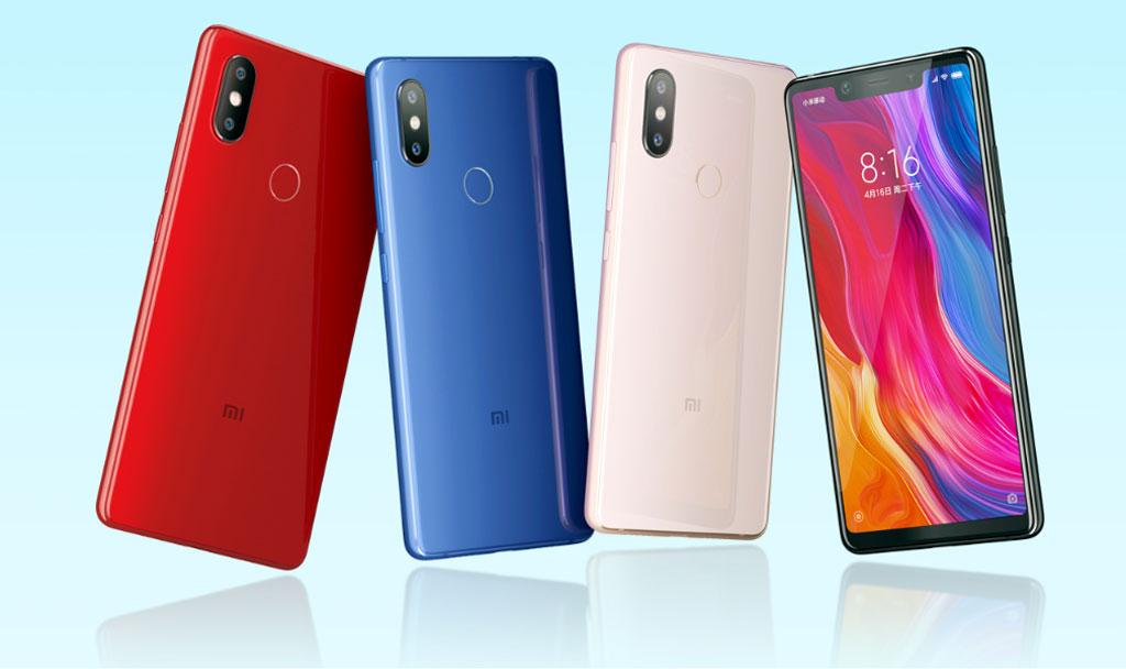 Xiaomi Mi8 — самый продаваемый смартфон наSnapdragon 845