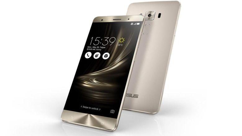 Ещё один старичок отAsus получает Android Oreo — ZenFone 3 Deluxe (ZS550KL)