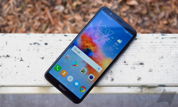 Honor 7X начал принимать Android Oreo beta + Project Treble
