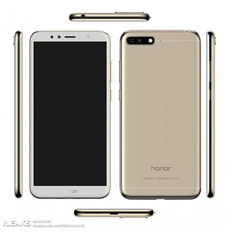 Huawei Honor 7A появился, нопока лишь вКитае