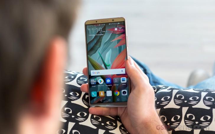Huawei P20 получит сканер отпечатков пальцев под экраном