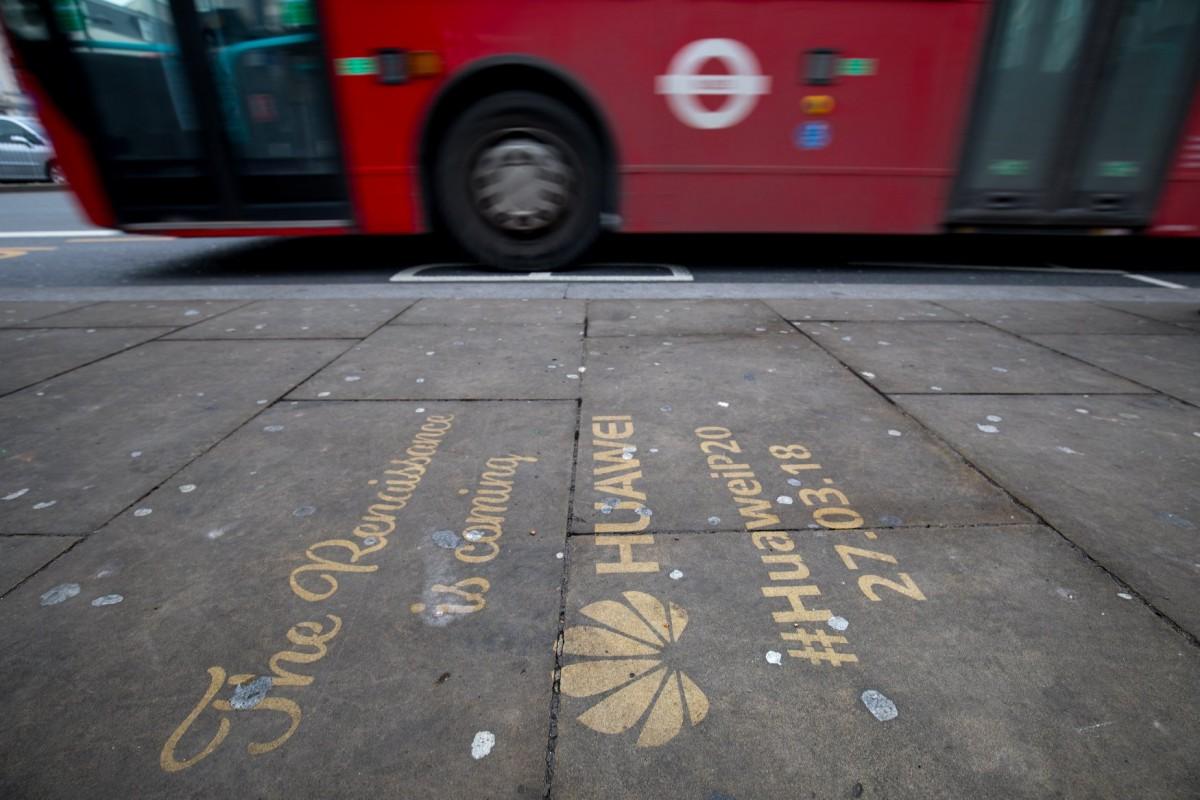 Huawei троллит Apple иSamsung рекламой P20