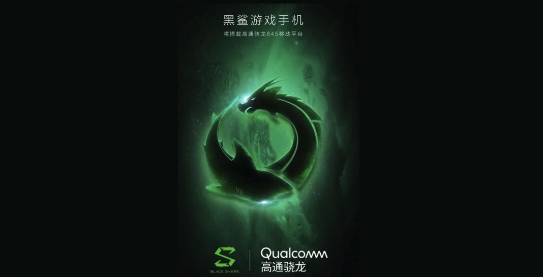 Игровой смартфон Xiaomi Black Shark показался наофициальном рендере