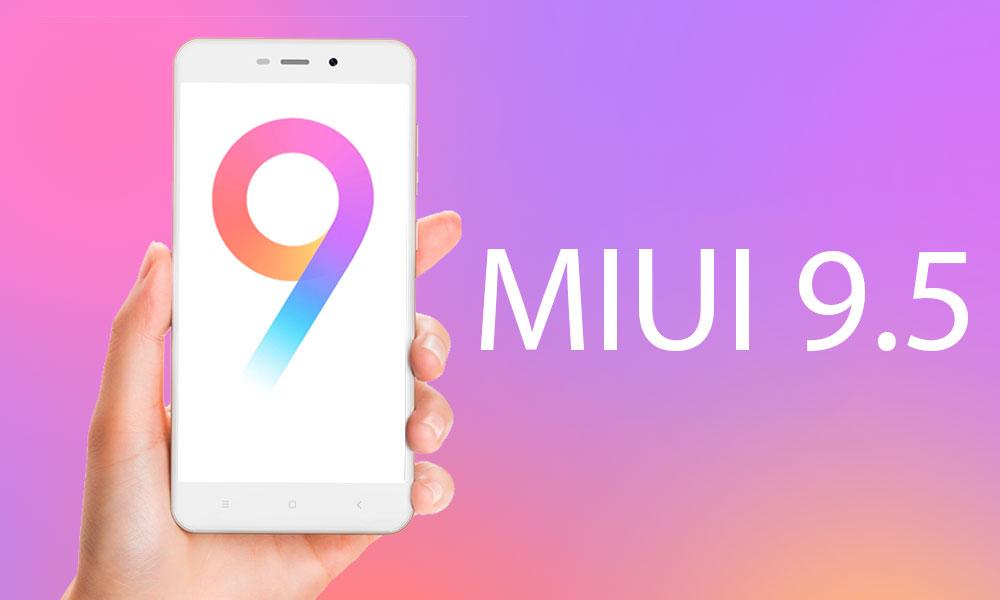MIUI 9.5, что вней нового? Напримере прошивки для Redmi 4 Prime