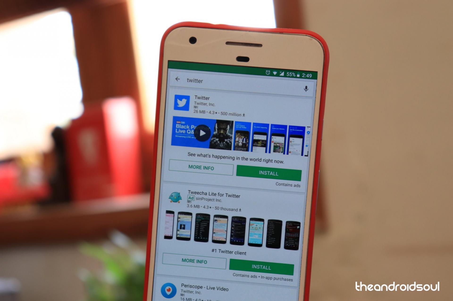 Обновление Google Play Store доверсии9.1.30