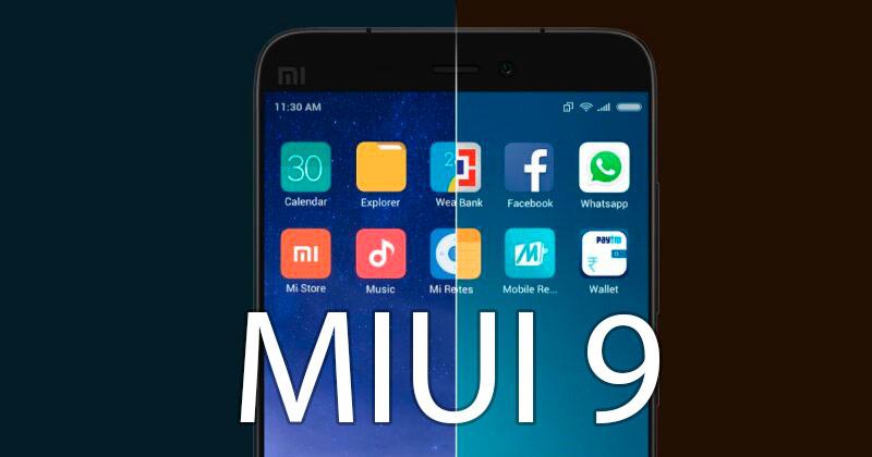 Пора устанавливать прошивку MIUI 9 Global Beta ROM 8.3.22