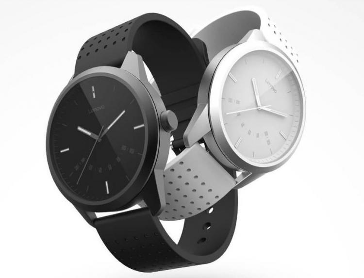 Умные часы отLenovo Watch 9 классического видаза20 долларов