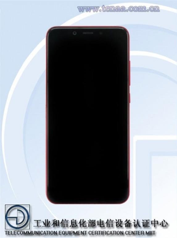 Xiaomi MiA2 проходит сертификацию, первые фото