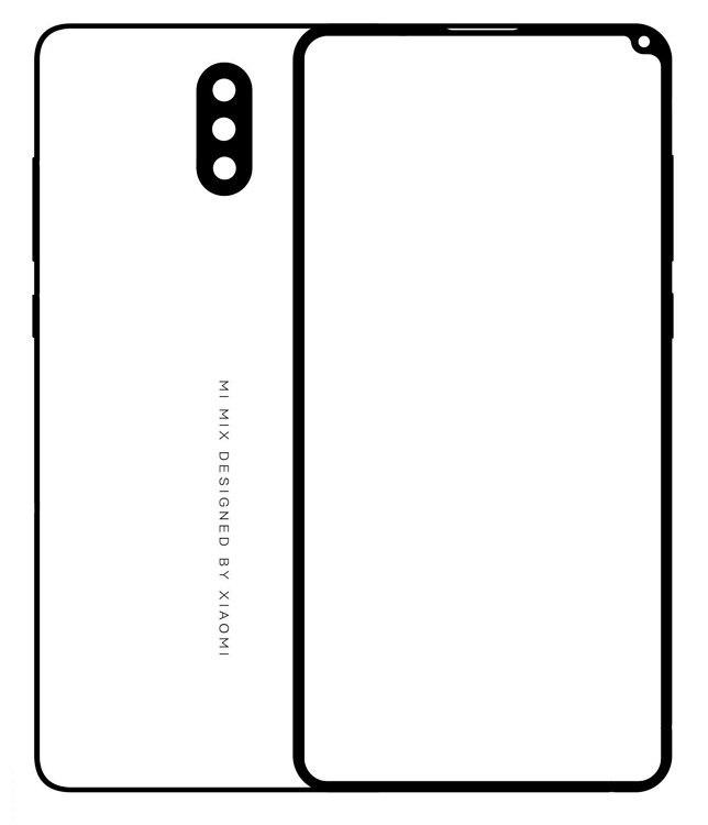 Xiaomi MiMix 2S может получить тот самый сканер — дактилоскопия под стеклом экрана