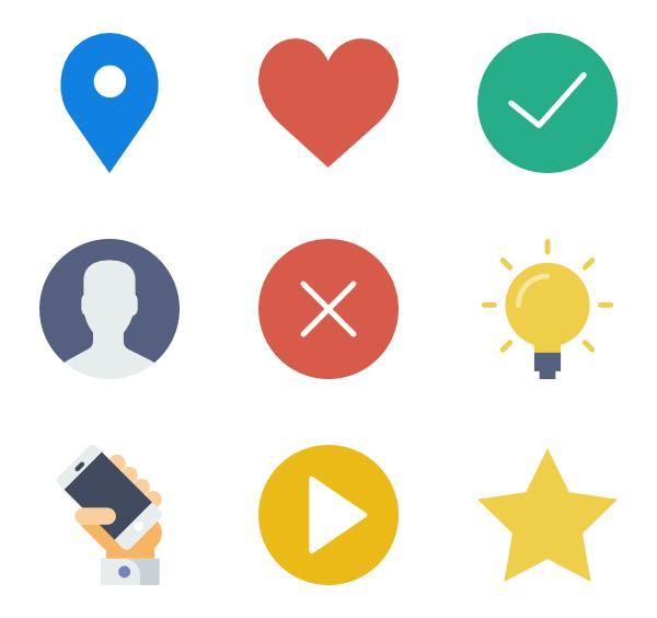 31 набор дизайнерских иконок для Android отдают вGoogle Play бесплатно