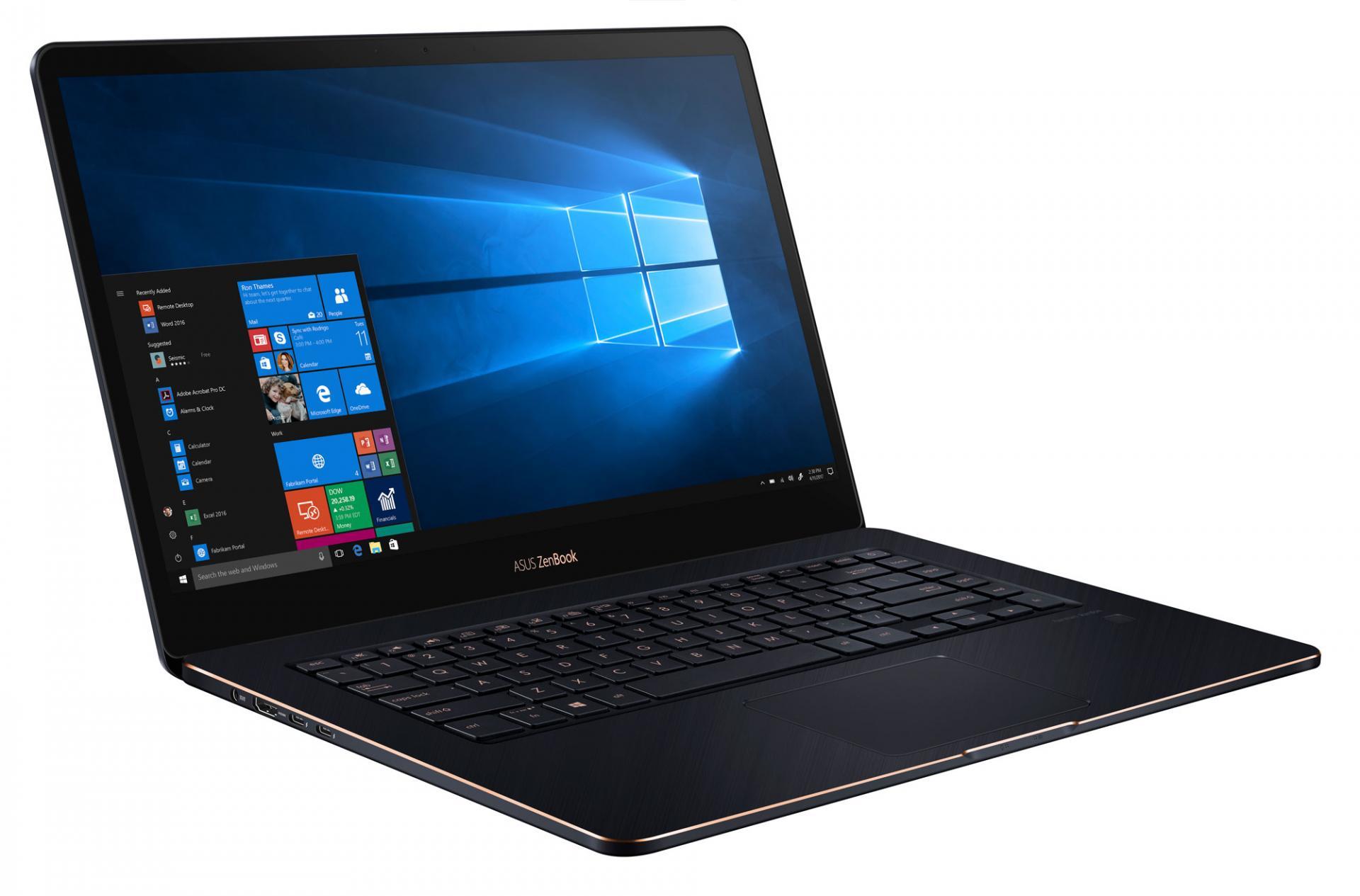 Asus анонсировала мощнейший ультрабукZenBook Pro 15