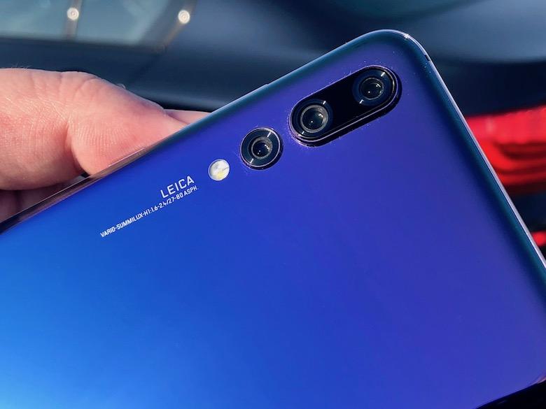 Huawei Mate 20 иновые iPhone ожидаются стрехсенсорными камерами