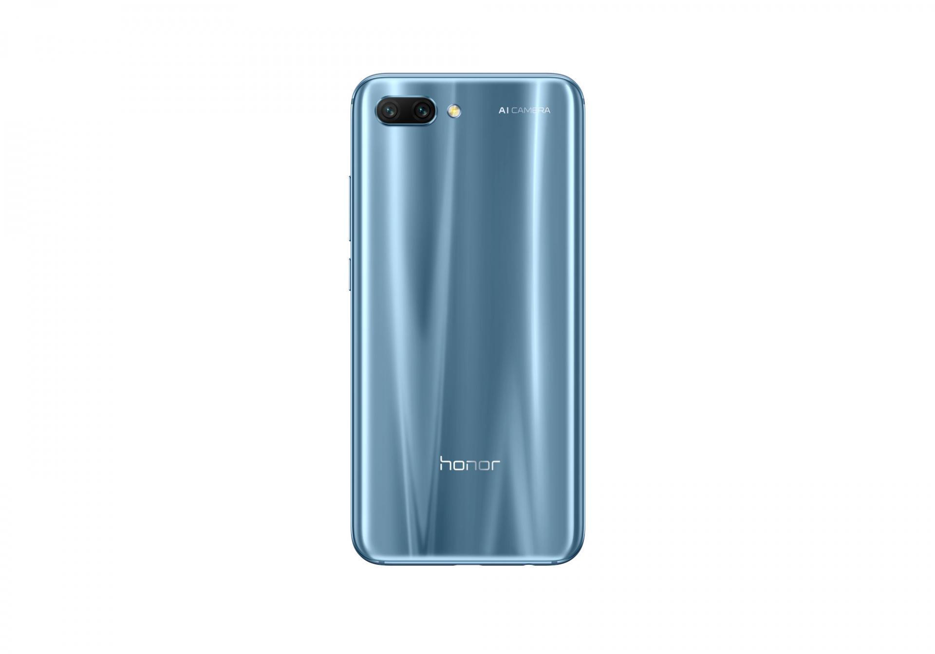 Huawei запускает впродажу Honor 10 сискусственным интеллектом