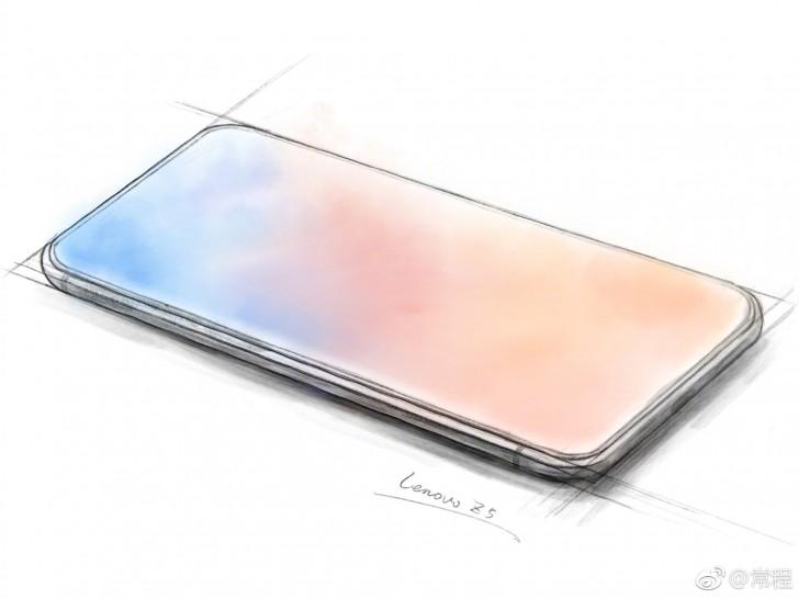 Новый секретный смартфон Lenovo сможет работать 45 дней вждущем режиме