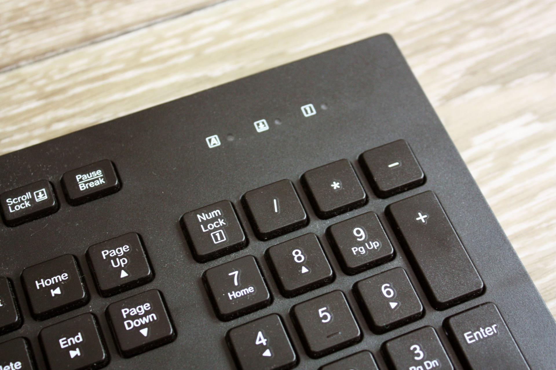 Обзор клавиатуры Logitech k280e